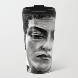 Don't Think Twice Metal Travel Mug