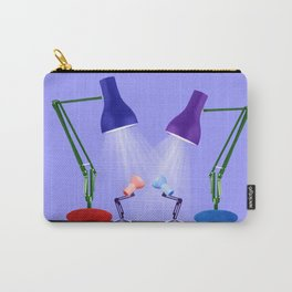 Let Your Love Shine Down Carry-All Pouch