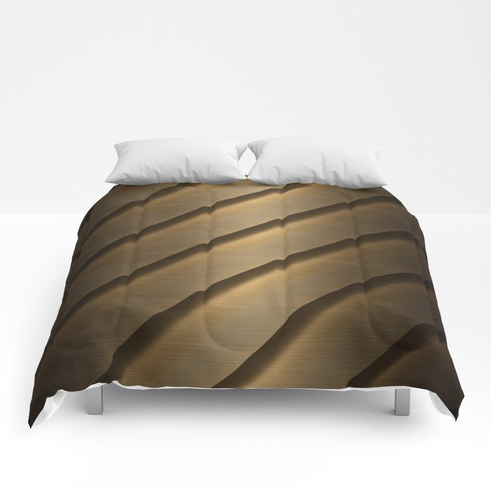 Copper Brass Metal Pipe Comforters