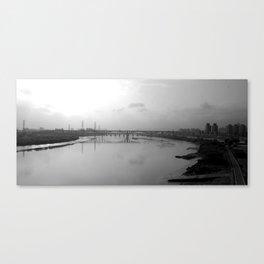 connection01 Canvas Print