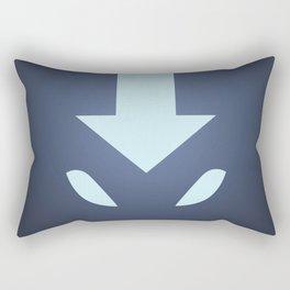 Avatar: the last airbender   Arrow Rectangular Pillow