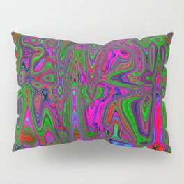 Psychedelic Happened Pillow Sham