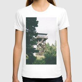 Oregon Fire Lookout II T-shirt