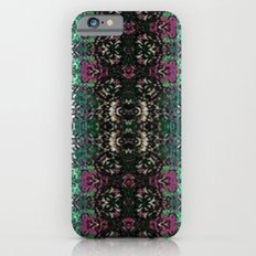 Snowy Rose Brier  Slim Case iPhone 6s