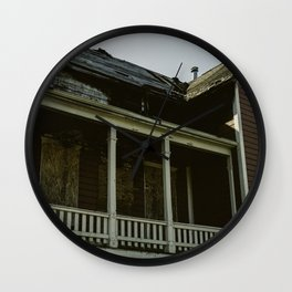 Do you recall the life we once shared here? Wall Clock