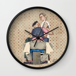I hope this will be the right one Wall Clock