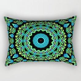 Tribal K Rectangular Pillow