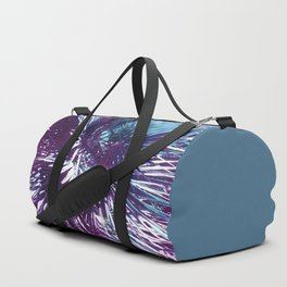 Lost in the wild - Tropical Palm leaves #tropicalart #buyart #Society6 Duffle Bag