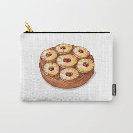 Desserts: Upside-Down Cake Carry-All Pouch