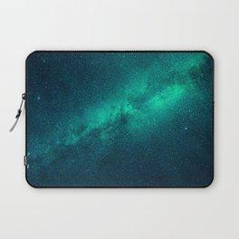 Galaxy Lights Laptop Sleeve