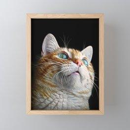 Curiosity Framed Mini Art Print