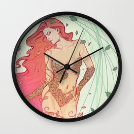 A Dose of Poison Wall Clock