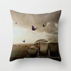 Mayhem Throw Pillow