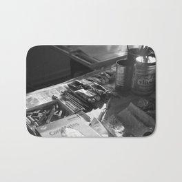 Art Supplies 2 Bath Mat