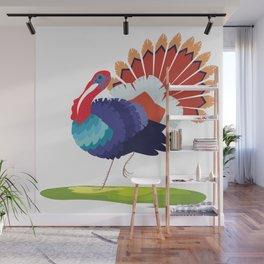 Turkey, turkey Wall Mural