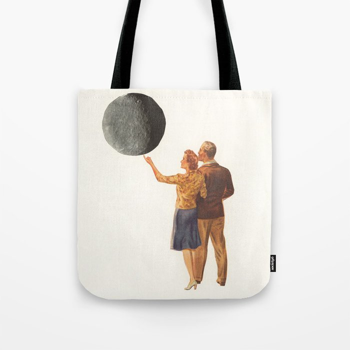 Unreachable Tote Bag