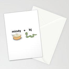 Mindy Kaling + BJ Novak Stationery Cards