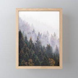 The Big Calm Framed Mini Art Print
