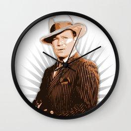 Kirk G Wall Clock