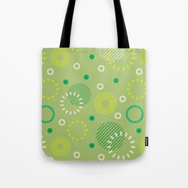 Obscure pattern Tote Bag