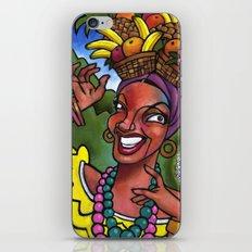 That Girl from Rio (Carmen Miranda) iPhone & iPod Skin