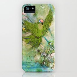 Time for Me to Fly iPhone Case