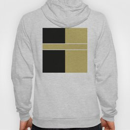 Team Color 6...black,gold Hoody