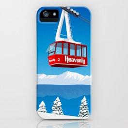 Heavenly iPhone Case