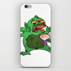Monstruoso iPhone & iPod Skin