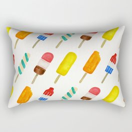 Popsicle Collection Rectangular Pillow