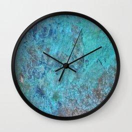 Patina Cast Iron rustic decor Wall Clock