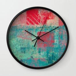 Fibonacci 3 Wall Clock