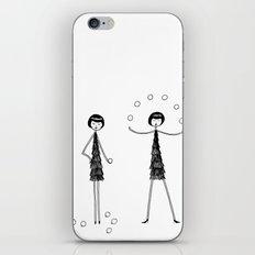 Unlike Eloise, Ramona knew how to juggle iPhone & iPod Skin