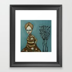 crowtree Framed Art Print