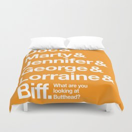 The Future - Gilmore Style Duvet Cover