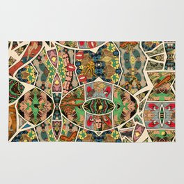 Root Trench Remix Rug