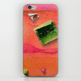Traveling the World 1 iPhone Skin