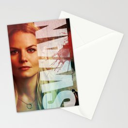 Emma Swan Stationery Cards