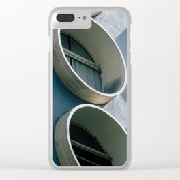 Pod Architecture Clear iPhone Case