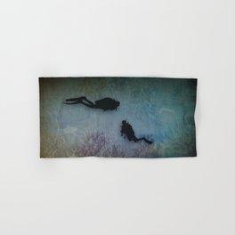 Scuba Divers Hand & Bath Towel