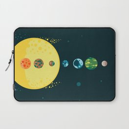 Trappist System Laptop Sleeve