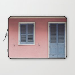 French Quarter Color, No. 3 Laptop Sleeve