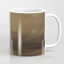Sepia Storm - San Rafael Reef - Utah Coffee Mug