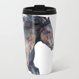 Horse #9 Travel Mug