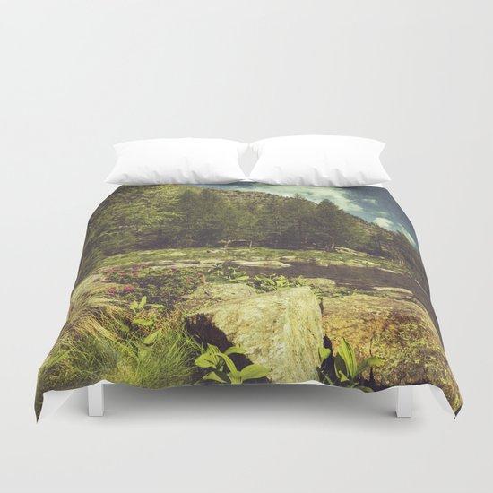 Alpine Idyll Duvet Cover