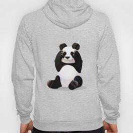 Cute big panda bear Hoody