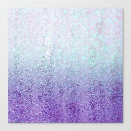 Summer Rain Dreams Canvas Print