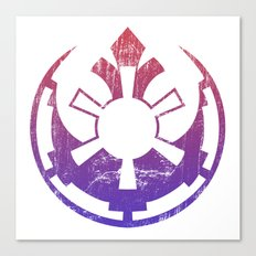 Rebel Empire Canvas Print