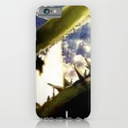 Jungle full of Vines with Thorns iPhone Case