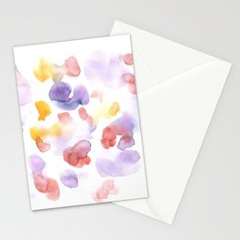 170722 Colour Loving 6  Modern Watercolor Art   Abstract Watercolors Stationery Cards